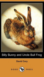 Billy Bunny and Uncle Bull Frog_cover