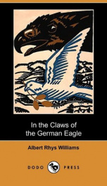 In the Claws of the German Eagle_cover