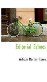 editorial echoes_cover