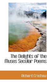 the delights of the muses secular poems_cover