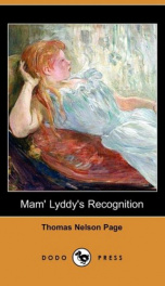 Mam' Lyddy's Recognition_cover