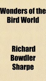 wonders of the bird world_cover