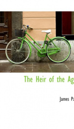 the heir of the ages_cover