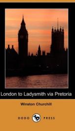 London to Ladysmith via Pretoria_cover