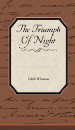 The Triumph Of Night_cover