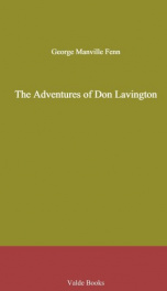 The Adventures of Don Lavington_cover