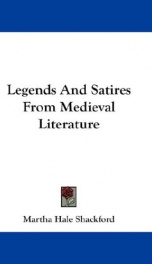 legends and satires from medieval literature_cover