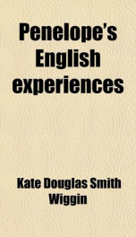 Penelope's English Experiences_cover