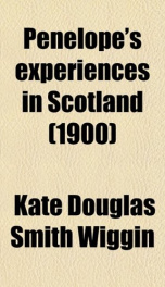 Penelope's Experiences in Scotland_cover