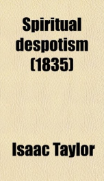 spiritual despotism_cover