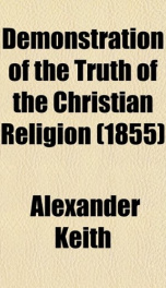 demonstration of the truth of the christian religion_cover