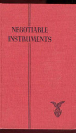 negotiable instruments_cover