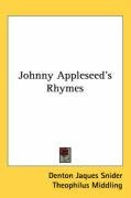 johnny appleseeds rhymes_cover