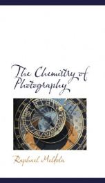 the chemistry of photography_cover