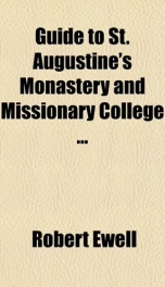 guide to st augustines monastery and missionary college_cover