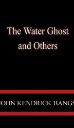 The Water Ghost and Others_cover