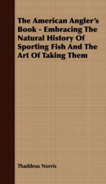 the american anglers book embracing the natural history of sporting fish and_cover