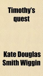Timothy's Quest_cover