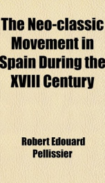 the neo classic movement in spain during the xviii century_cover