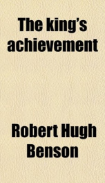 The King's Achievement_cover