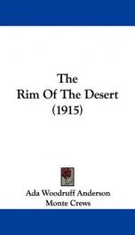 The Rim of the Desert_cover