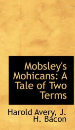 mobsleys mohicans a tale of two terms_cover