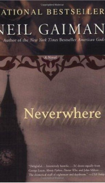 Neverwhere - Neil Gaiman_cover
