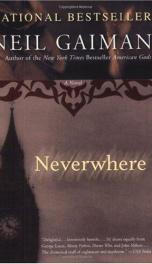 Neverwhere - Neil Gaiman_cover