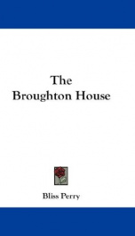 the broughton house_cover