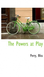 the powers at play_cover