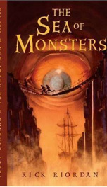 The Sea of Monsters_cover