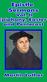 Epistle Sermons, Vol. II_cover