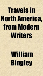 Travels in North America, From Modern Writers_cover