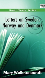 Letters on Sweden, Norway, and Denmark_cover