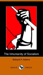 The Inhumanity of Socialism_cover