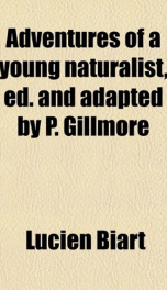 Adventures of a Young Naturalist_cover