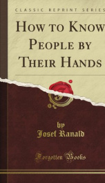 how to know people by their hands_cover