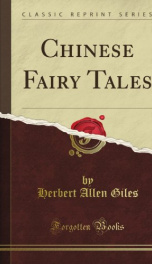 chinese fairy tales_cover