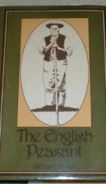 the english peasant studies historical local and biographic_cover