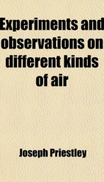 Experiments and Observations on Different Kinds of Air_cover