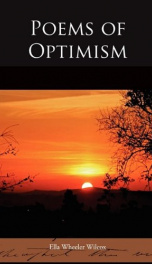 Poems of Optimism_cover