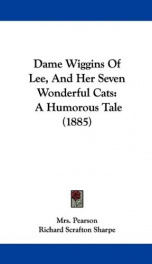 dame wiggins of lee and her seven wonderful cats a humorous tale_cover