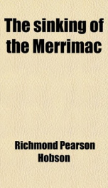 the sinking of the merrimac_cover