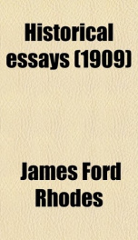Historical Essays_cover