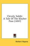 clevely sahib a tale of the khyber pass_cover