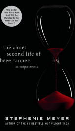 The Short Second Life Of Bree Tanner_cover