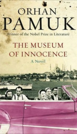 The Museum of Innocence _cover
