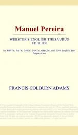 Manuel Pereira_cover