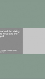 Vandrad the Viking, the Feud and the Spell_cover