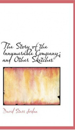 The Story of the Innumerable Company, and Other Sketches_cover